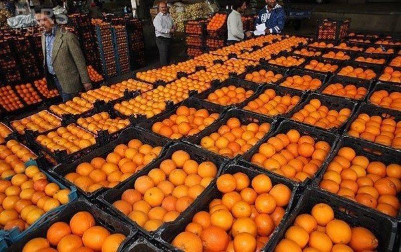 توزیع میوه شب عید در خوزستان شروع شد
