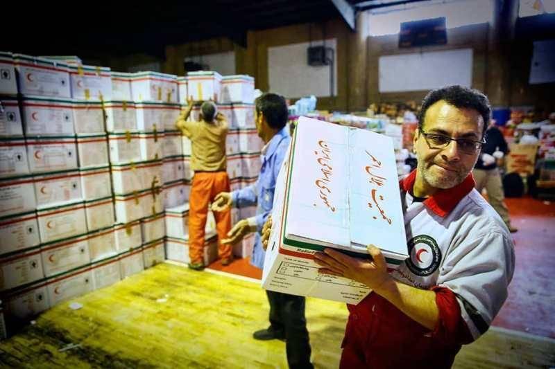 62 هزار بسته غذایی به مناطق سیل زده گلستان ارسال شد