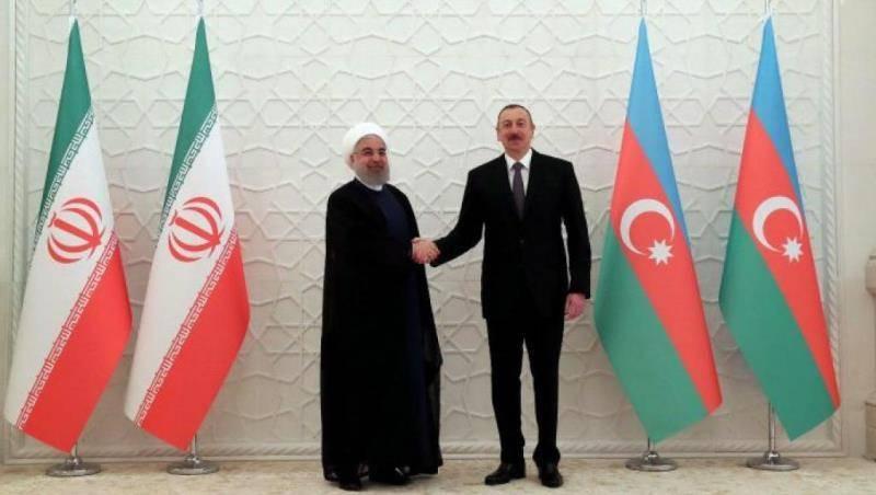 گسترش همه جانبه روابط ایران و جمهوری آذربایجان