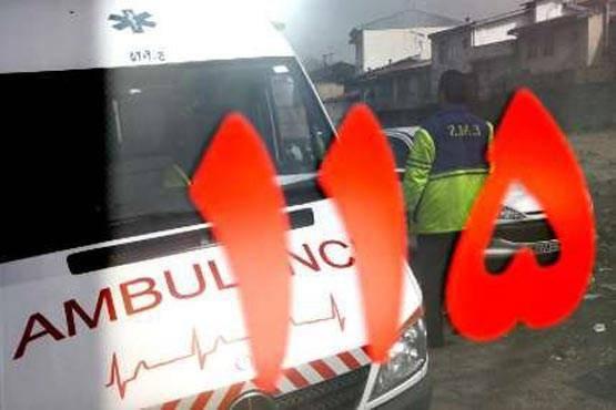 تصادف در گیلان پنج مصدوم بر جا گذاشت