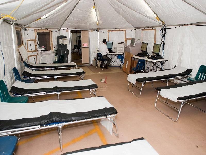 2 بیمارستان سیار در پلدختر دایر می شود