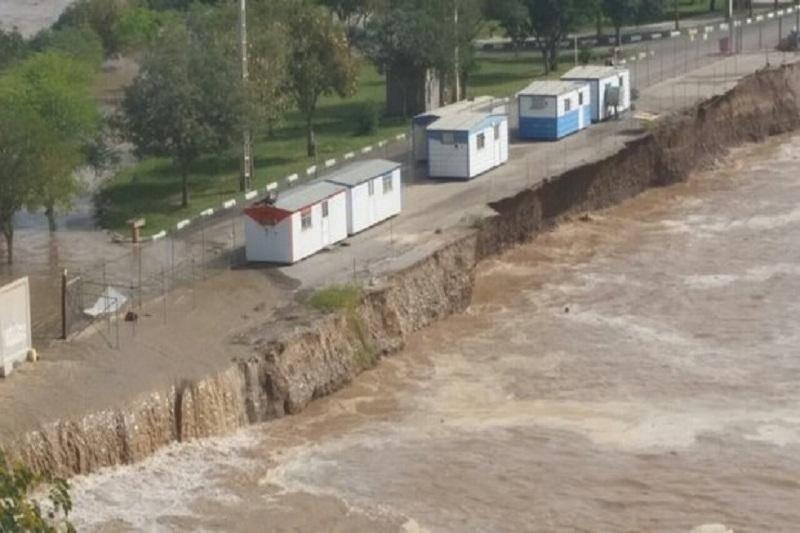 هواشناسی آذربایجان غربی نسبت به سیلابی شدن مسیل ها هشدار داد