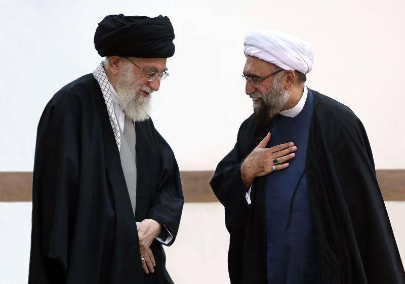 حجت الاسلام مروی به تولیت آستان قدس رضوی منصوب شد