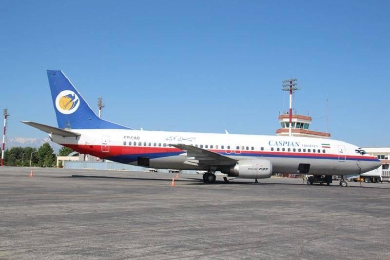 6 هزار مسافر نوروزی از طریق فرودگاه ارومیه جابجا شدند