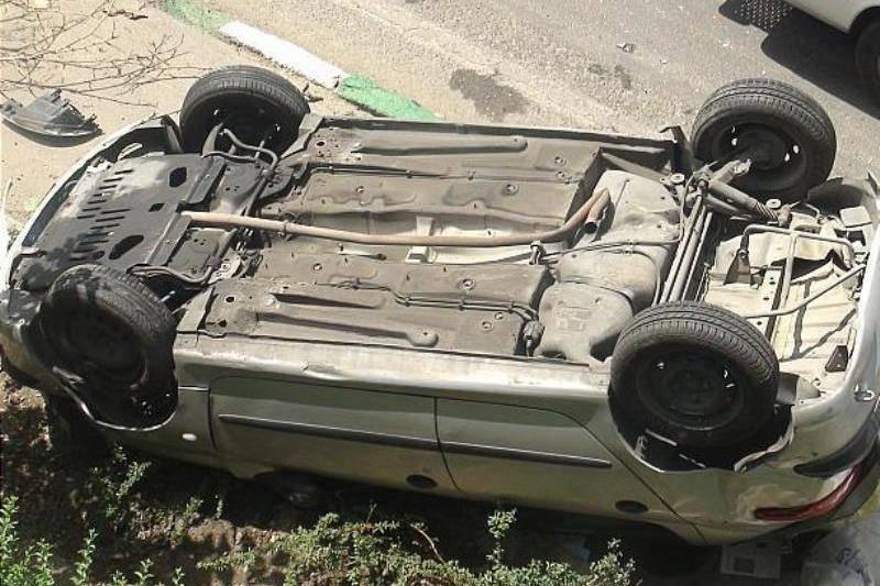 سانحه رانندگی در جاده تفرش- نوبران یک کشته برجا گذاشت