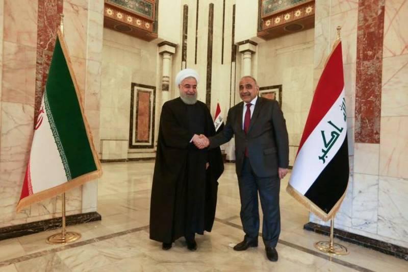 رسانه چینی:عراق به رغم تحریم ها روابط با ایران را گسترش می دهد