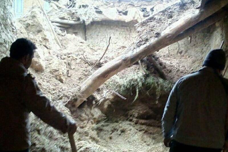 بارندگی 700 میلیارد ریال به فریدونشهر خسارت زد