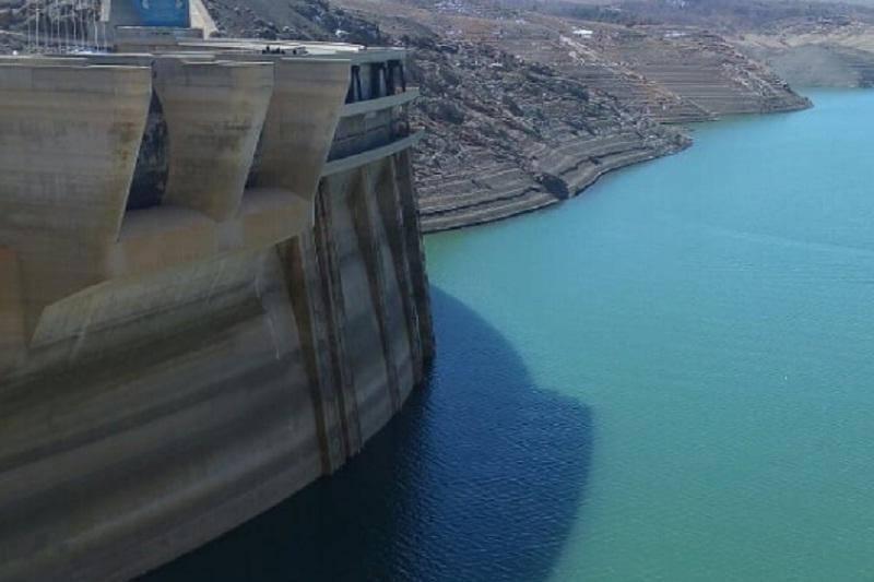 یک چهارم سد زاینده رود تا پانزدهم فروردین ذخیره شد
