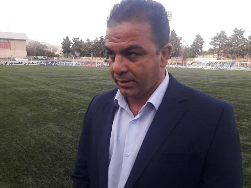 سرمربی تیم فجر شیراز : فقط گل نزدیم