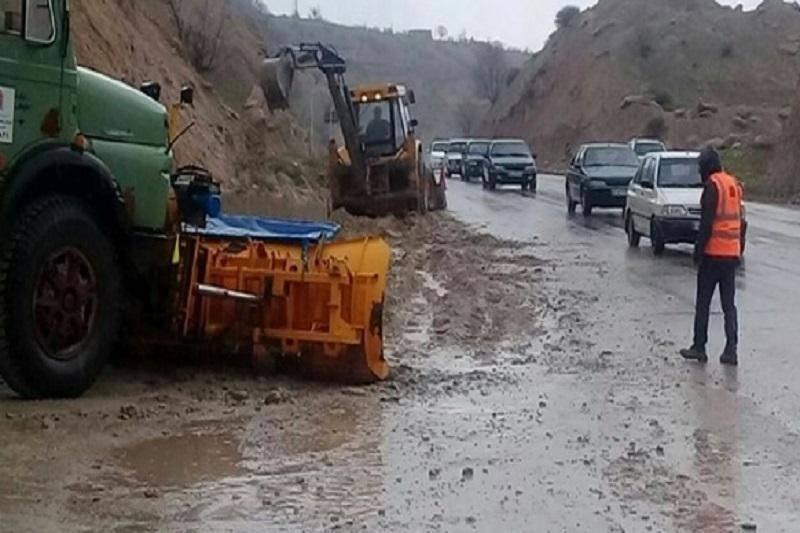 54 روستای شهرستان آبیک در بارندگی های اخیر خسارت دید