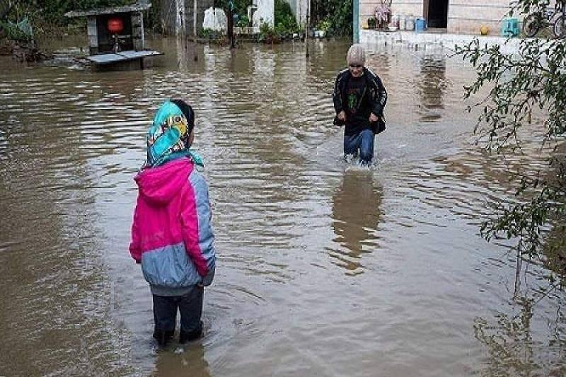 فرخوان کمک به کودکان و زنان سیل زده در قزوین منتشر شد
