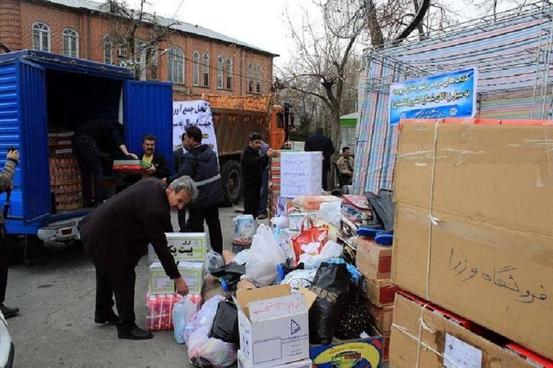 ستاد جمع آوری کمک های فرهنگیان قزوین به سیل زدگان تشکیل شد