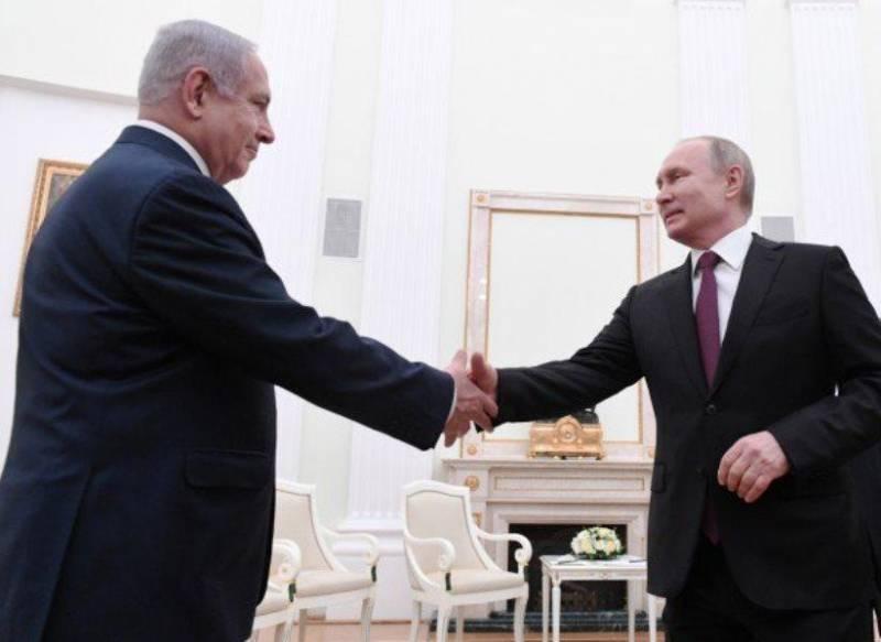 دستیار پوتین توافق با نتانیاهو برسر سندی درباره سوریه را ردکرد