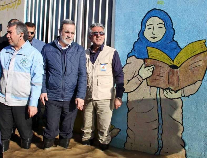 حرکت جهادی مسئولان برای رفع مشکلات مردم سیلزده و بازسازی خسارات