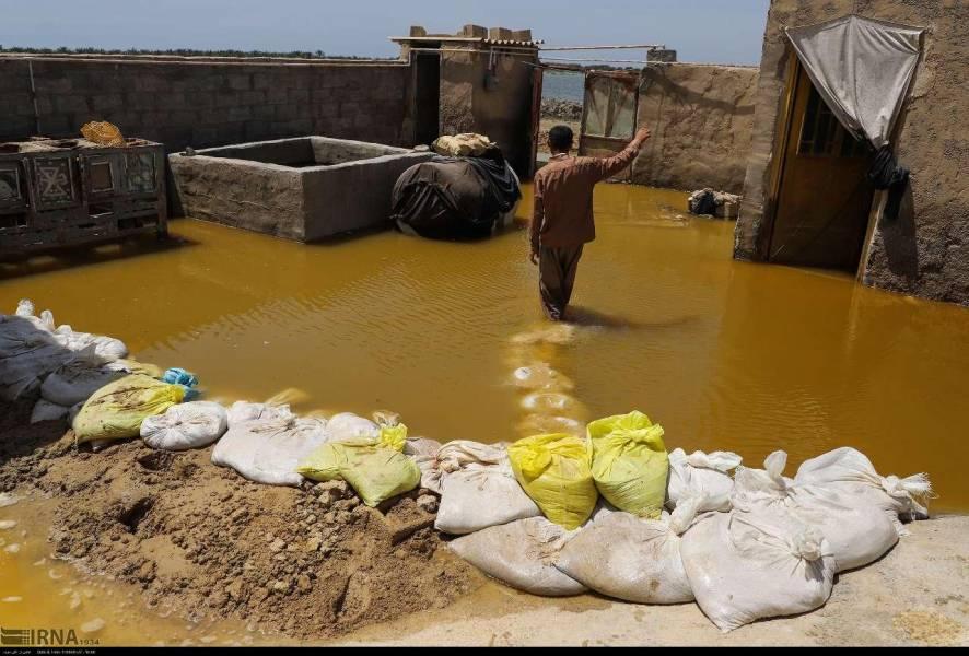 بازسازی منازل سیل زده خوزستان پس ازارزیابی خسارت شروع می شود
