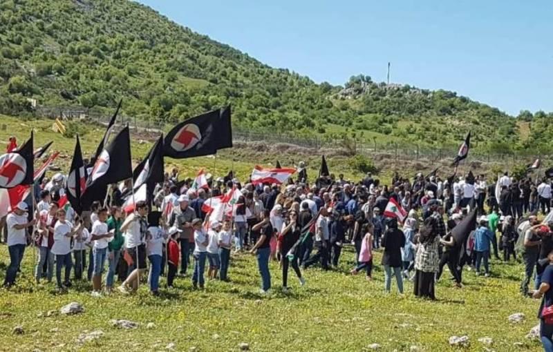 درخواست اقدام حقوقی لبنان برای دریافت غرامت از اسراییل