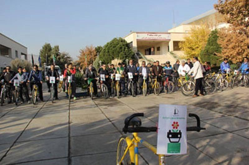 تاکید هیات رئیسه دانشگاه فردوسی بر سه شنبه های بدون خودرو