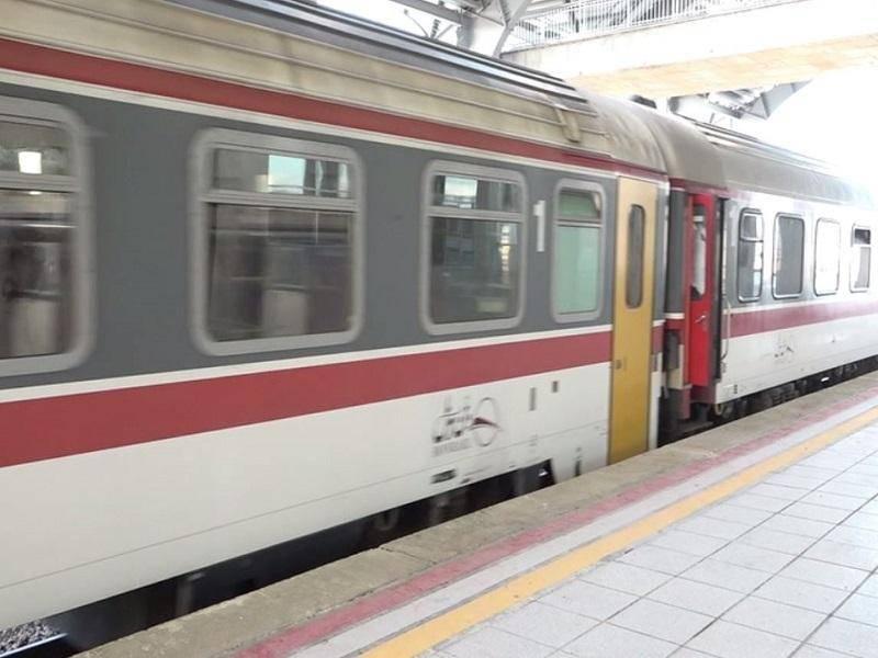 سیر قطار مسافربری مشهد - رشت یک روز در میان شد