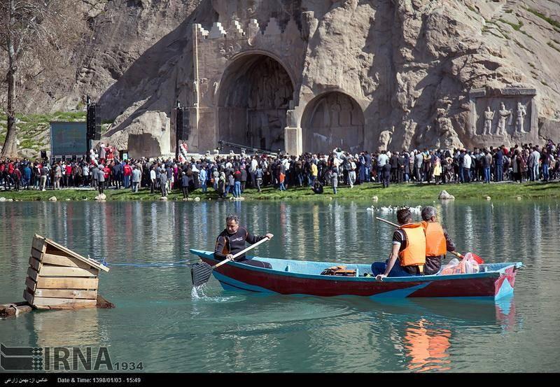 پیگیر میزبانی رویداد بین المللی کرمانشاه 2020 هستیم