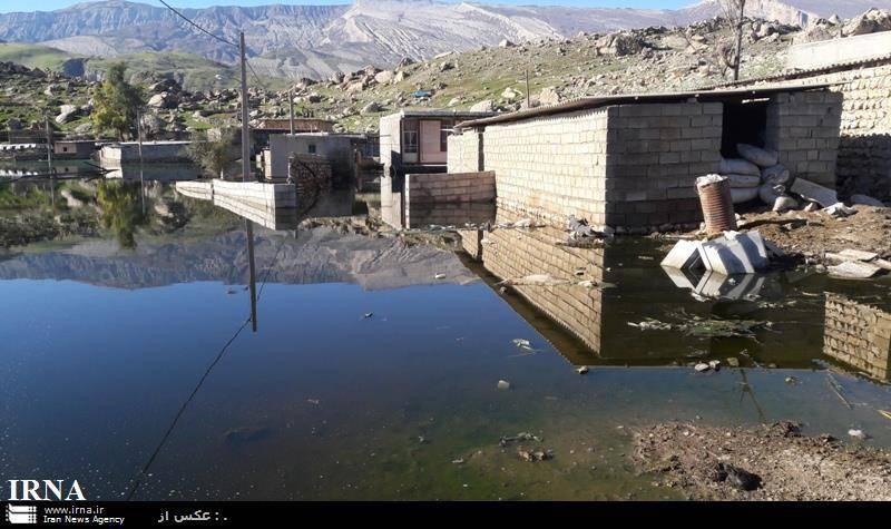 منازل سیلزدگان تحت پوشش کمیته امداد با لوازم کامل تحویل می شود