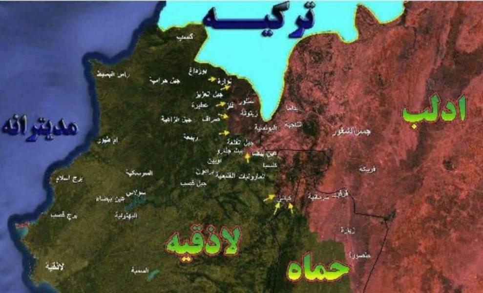 الثوره : لحظه آزادی ادلب فرا رسیده است