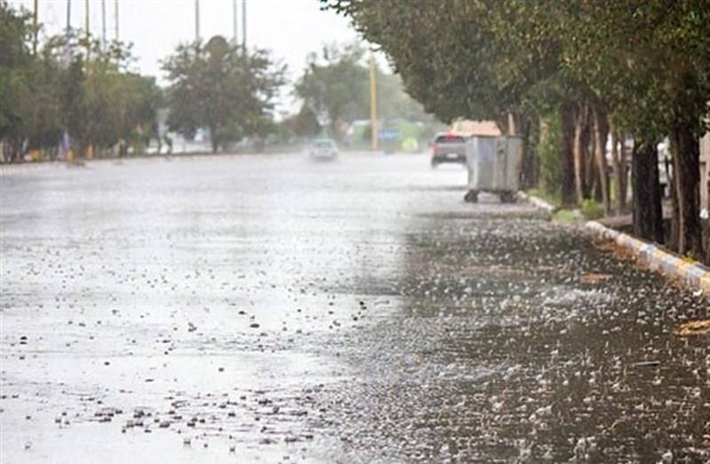 بارش ها در گنبدکاووس 98 درصد افزایش یافت