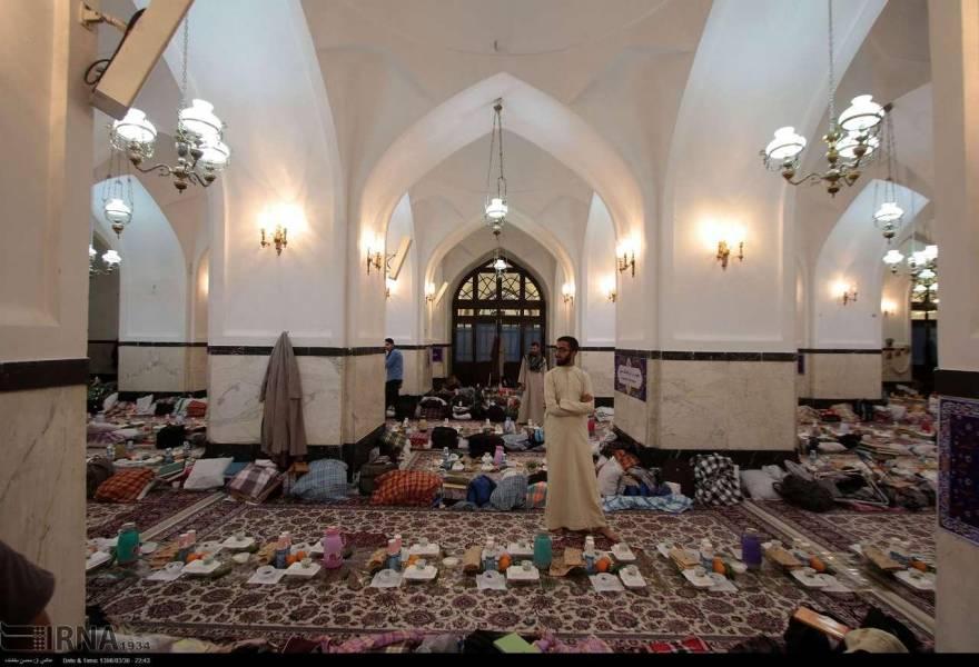 ثبت نام هجدهمین اعتکاف دانشجویی رمضانیه در حرم رضوی آغاز شد
