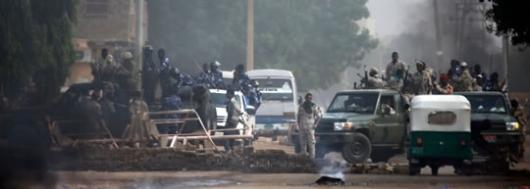 مرکز مطالعات عدالت و صلح آفریقا، ناظر حقوق بشر سودان و فدراسیون بینالمللی جامعههای حقوق بشر بیانیه ی مطبوعاتی مشترکی در مورد کشتار معترضان در سودان منتشر کردند