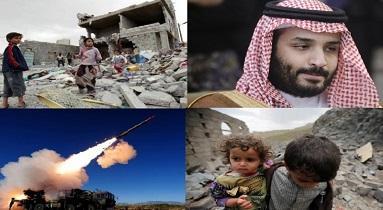 قدرتنمایی مقاومت یمن در مقابل جنگی نابرابر + فیلم