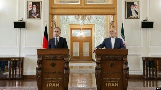 هایکو ماس، وزیر خارجه آلمان که به تهران سفر کرده است، در نشست خبری مشترک با محمدجواد ظریف، گفت: اروپا تلاش خواهد کرد منافع اقتصادی ایران در چارچوب برجام تأمین شود،اما نبایدانتظار «معجزه» داشت