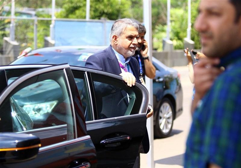 صالحیامیری: به مکانیزم انتخاب مجیدی اعتراض داشتیم، نه شخص او/ تاج پیشنهادش را به ستاد عالی بازیهای المپیک بیاورد