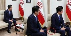 ماجرای نامه روز گذشته نخستوزیر ژاپن در دیدار با رهبرانقلاب چه بود؟ +فیلم