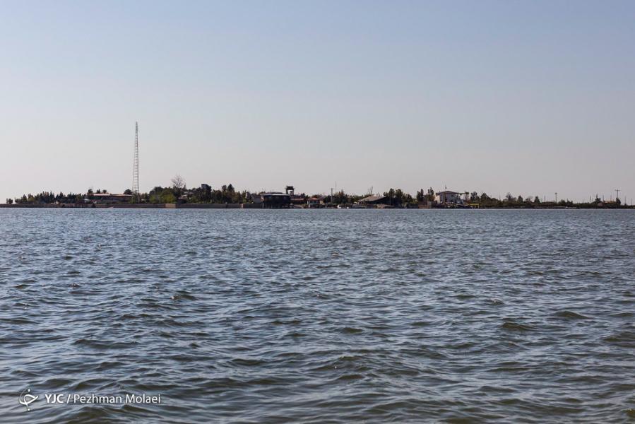 تنها جزیره ایرانی دریای خزر را بشناسید + تصاویر