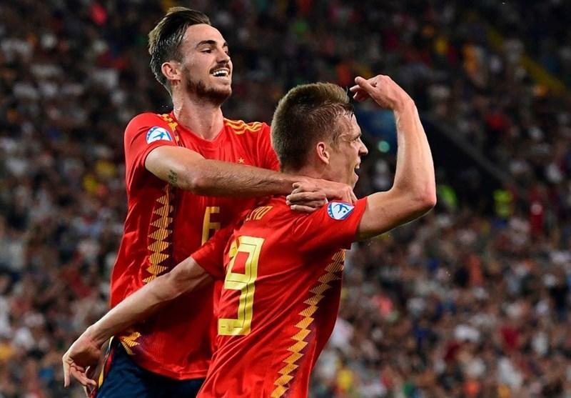 اسپانیا قهرمان رقابتهای زیر ۲۱ سال اروپا شد