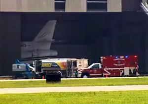 سقوط یک هواپیمای کوچک در دالاس با ۱۰ کشته + فیلم