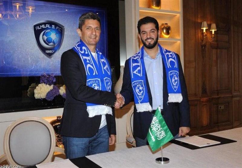 لوچسکو: الهلال مشهورترین باشگاه آسیاست