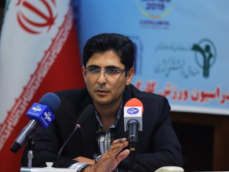 رمضی: هدفمان ارتقاء جایگاه نهمی ایران در بازیهای جهانی کارگری است
