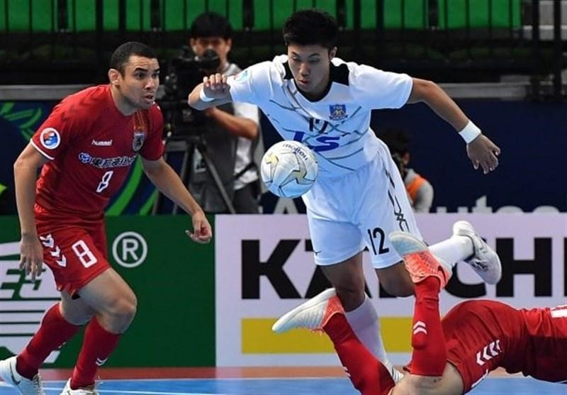 ناگویا اوشنز ژاپن با شکست نماینده ویتنام به فینال رسید