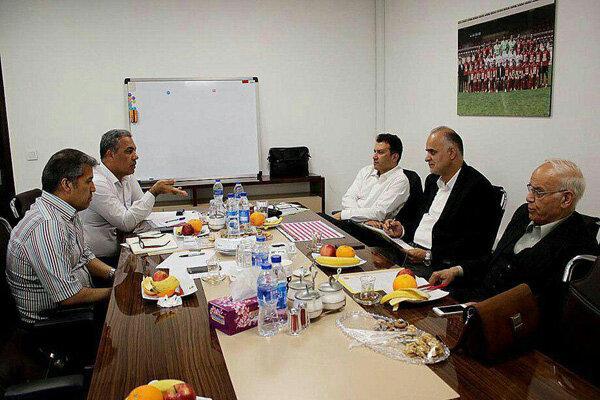 «سکوت مطلق» تنها واکنش هیات مدیره باشگاه پرسپولیس به رفتن عرب