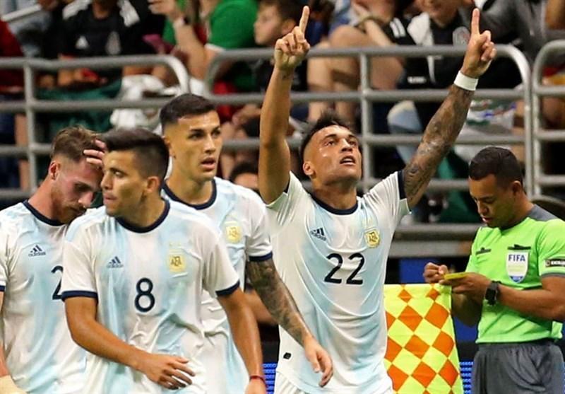 پرو، برزیل را با همه ستارههایش شکست داد/ پیروزی مقتدرانه آرژانتین بدون مسی مقابل مکزیک