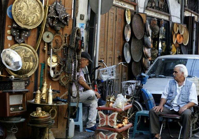 اقتصاد سوریه، خسته از بالا و پایین رفتن قیمت دلار