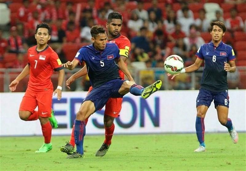 بازیکن کامبوج: میخواهیم نمایشی خوب مقابل ایران داشته باشیم