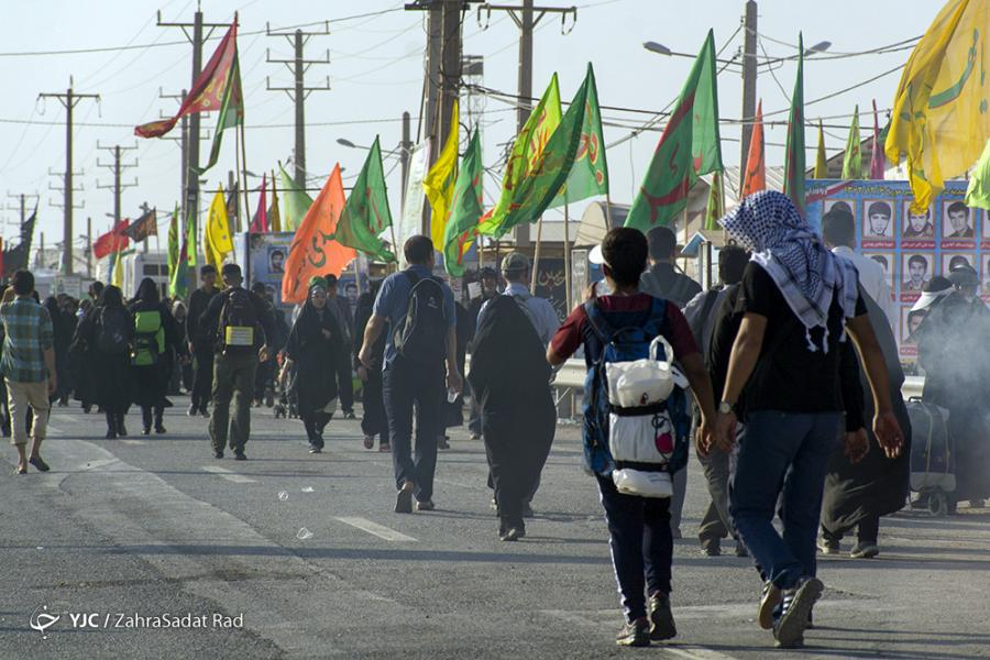 جدیدترین اخبار از وضعیت تردد زائران در مرزها/ بازگشت ۷۵ درصد زوار به کشور/ مسیر مهران به سمت ایلام یکطرفه است +فیلم و تصاویر